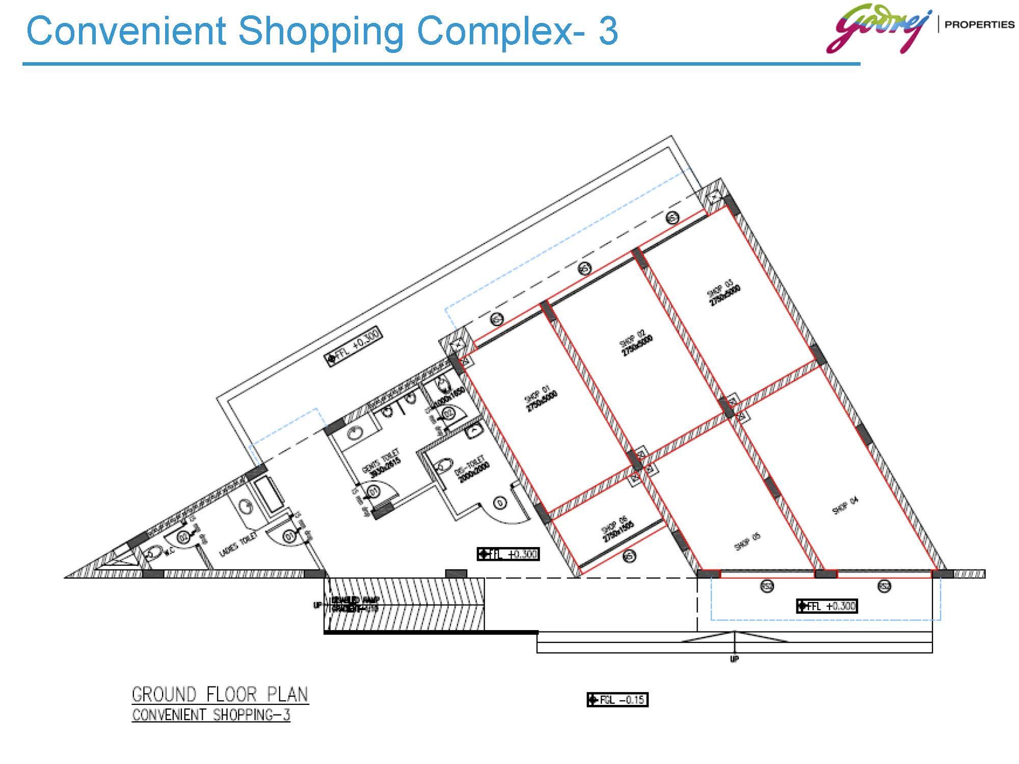Godrej summit society shops sector 104 gurgaon for Landcraft homes floor plans