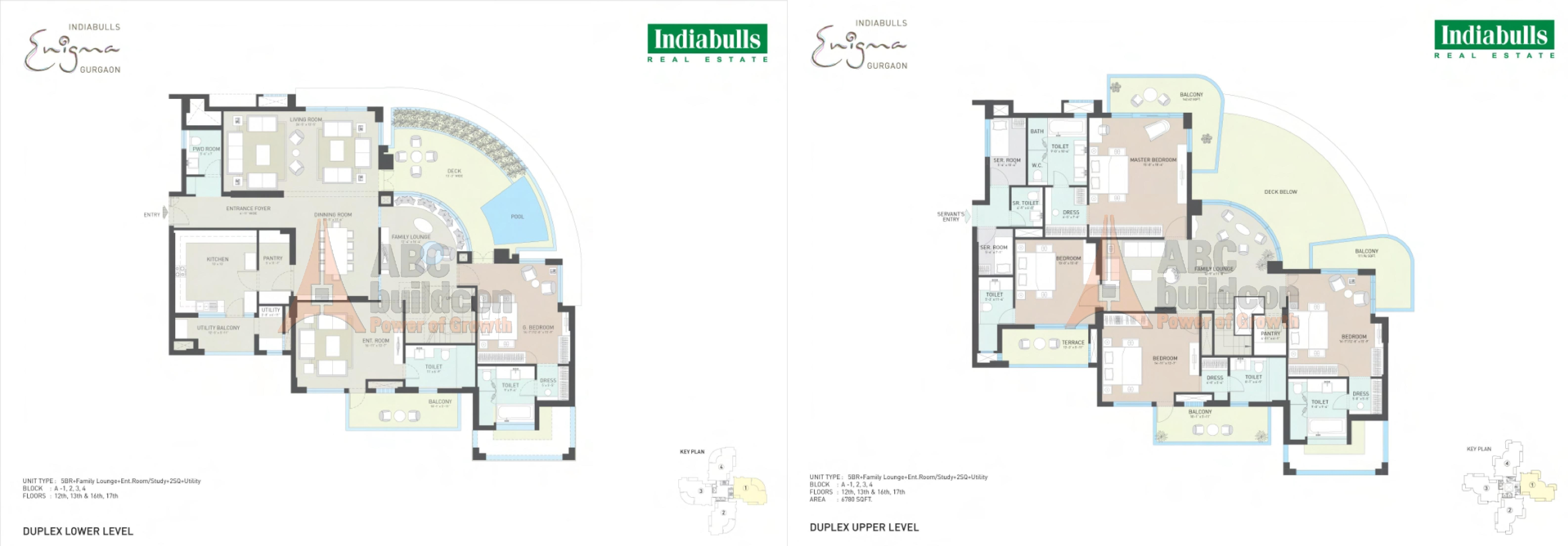 100 duplex house plans in gurgaon central park ii 5 5 bhk duplex floor plan