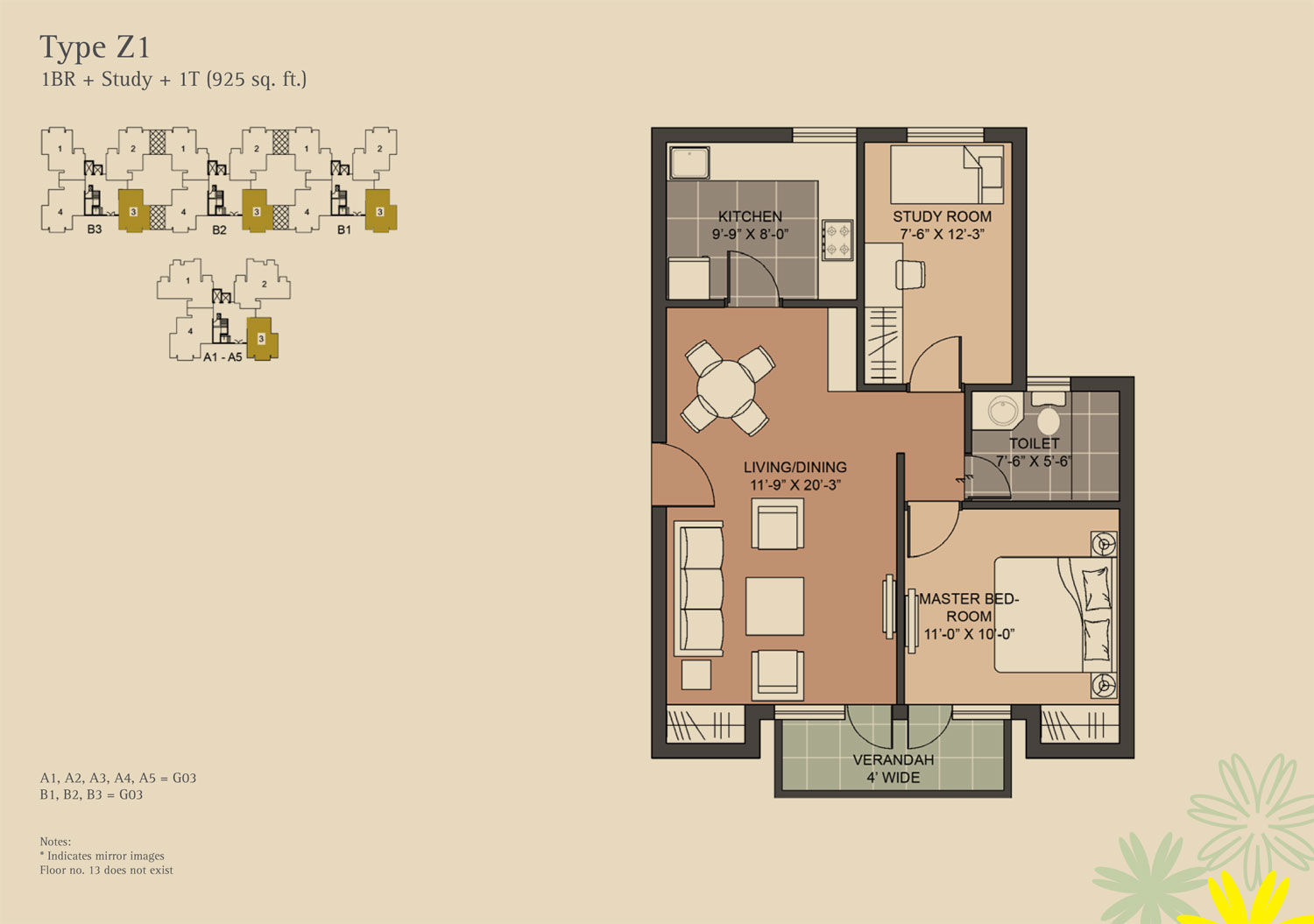 Unitech crestview apartments sector 70 gurgaon for 1 bhk home designs