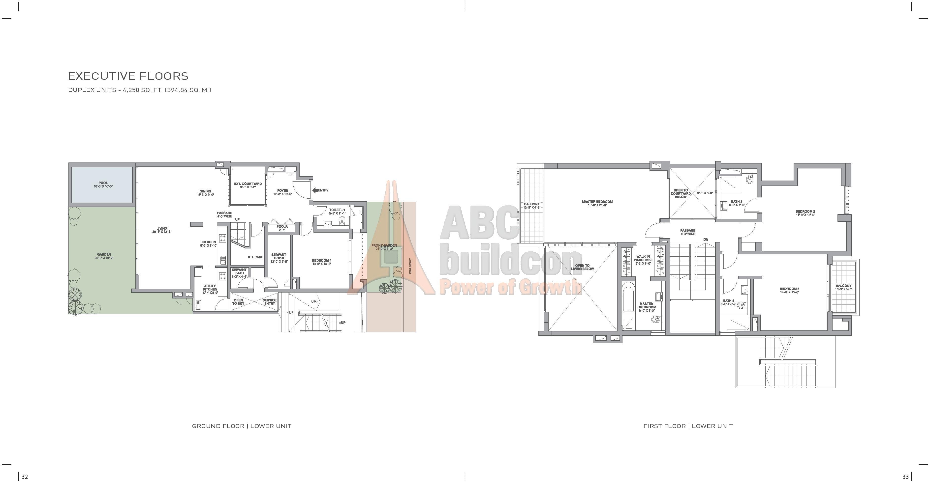 Tata primanti garden estate sector 72 spr gurgaon for Landcraft homes floor plans