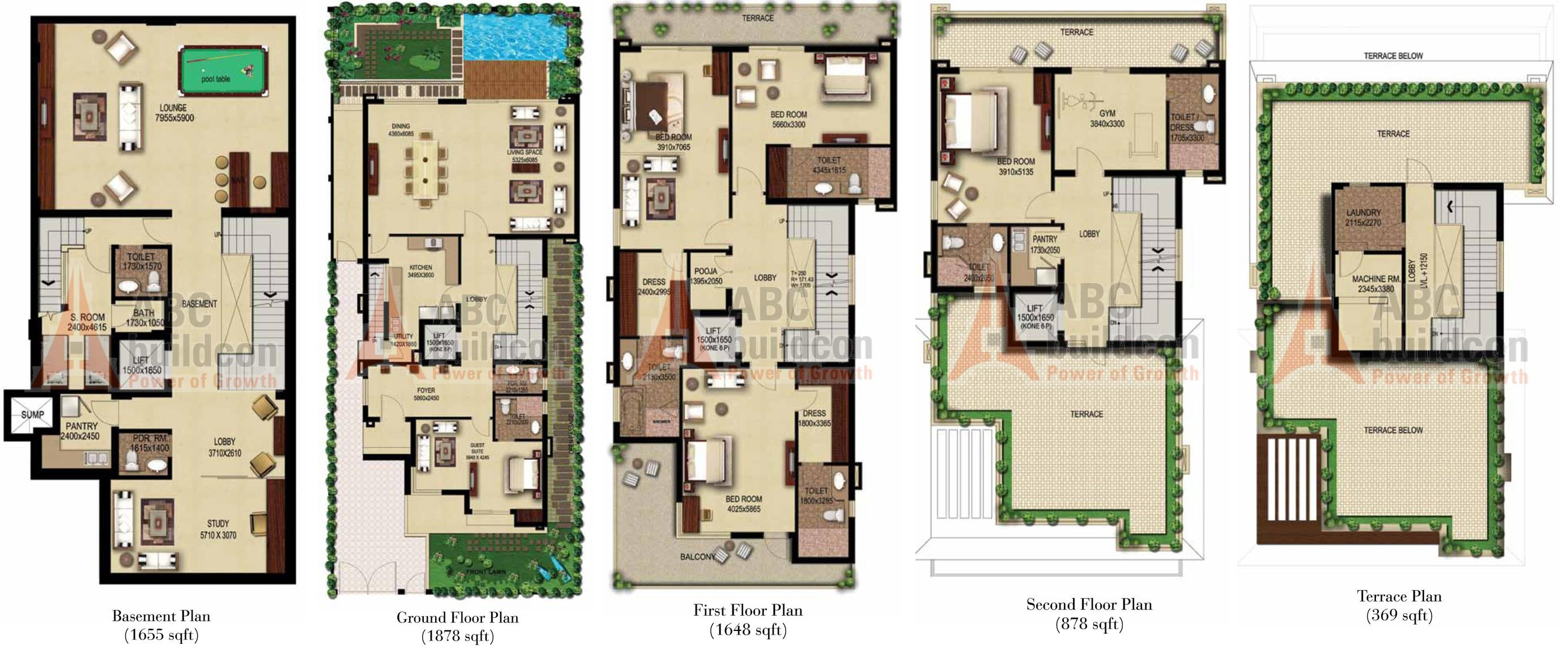 Anant Raj Estate Villas Sector 63a Gurgaon