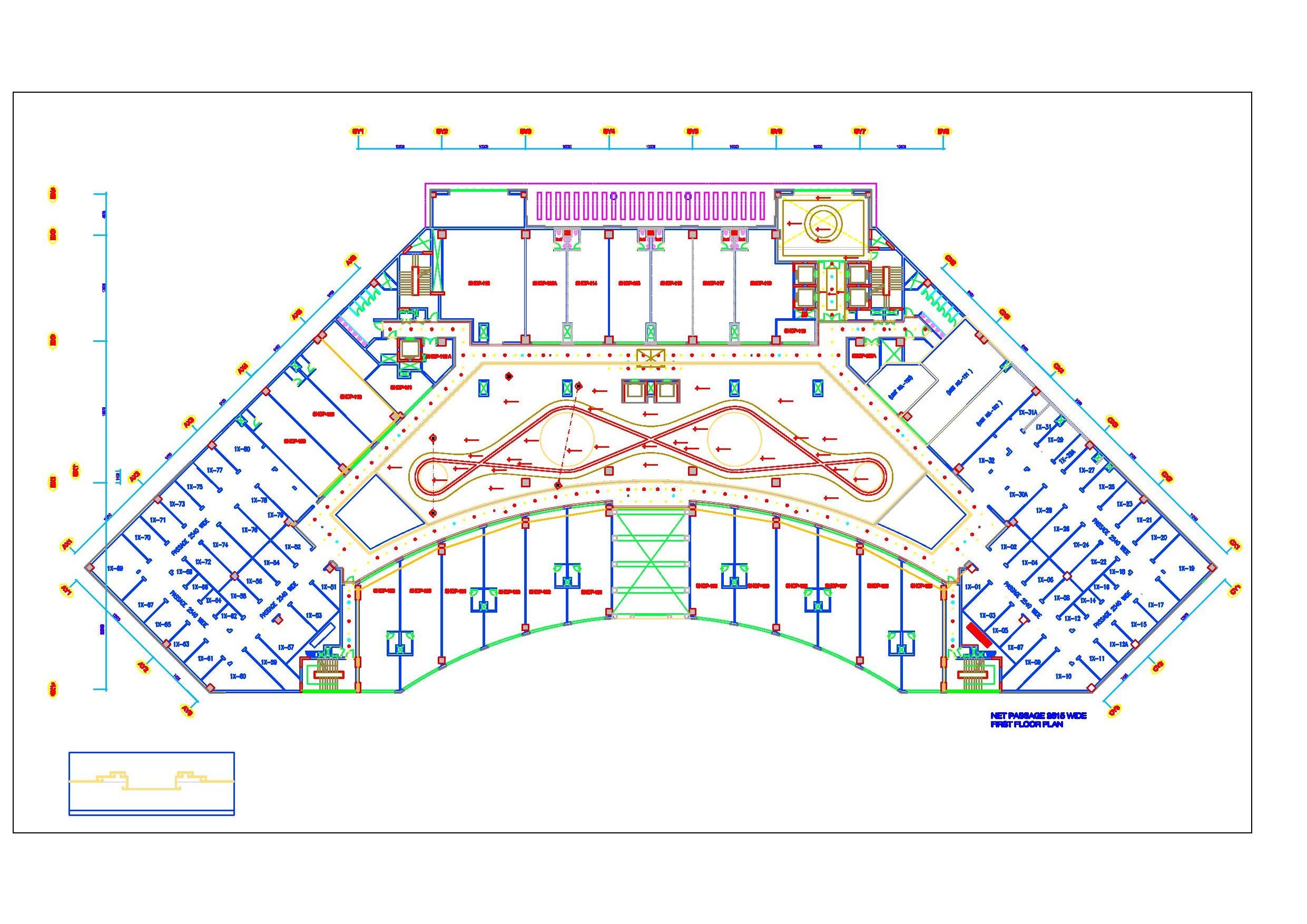 Target Center Floor Plan Ild Trade Centre Sohna Road Gurgaon
