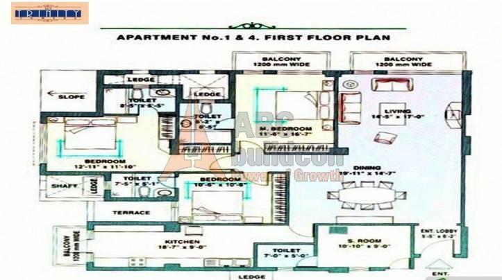 Dlf Trinity Towers Sector 53 Gurgaon